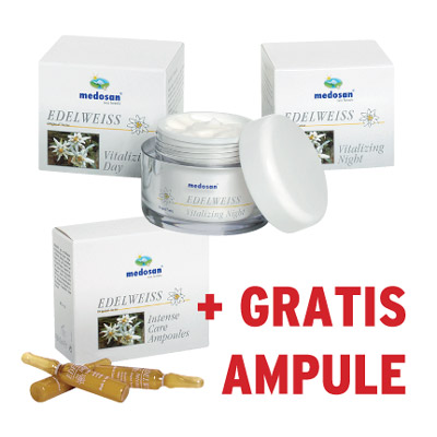 Edelweiss day + night + GRATIS AMPULE od runolista