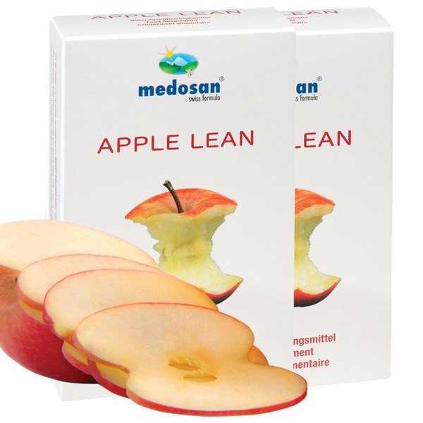 Apple Lean kapsule - dvomjesečni tretman